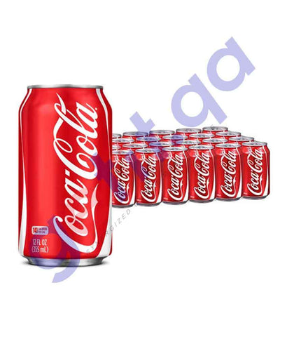SOFT DRINKS - COCA COLA