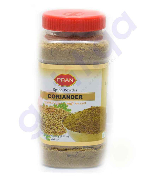 SPICE - PRAN CORIANDER POWDER - 200 GM JAR