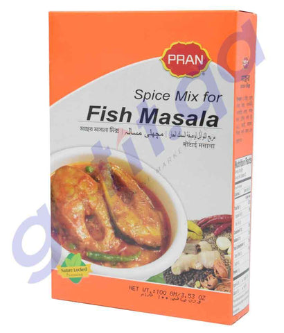 SPICE - PRAN FISH MIX MASALA - 100GM
