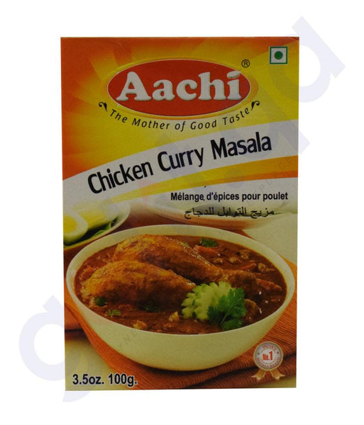 Spices & Herbs - AACHI CHICKEN CURRY MASALA
