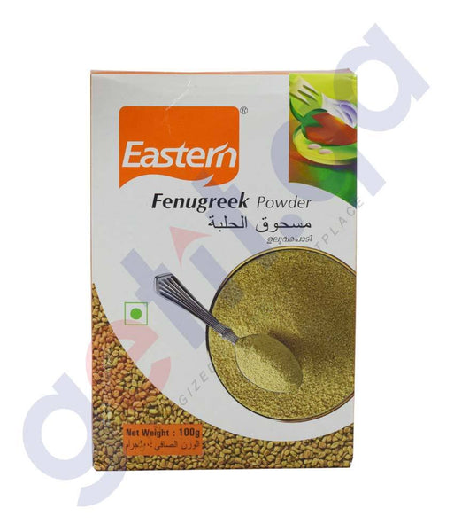 Spices & Herbs - EASTERN FENUGREEK WHOLE ECONOMY 100GM