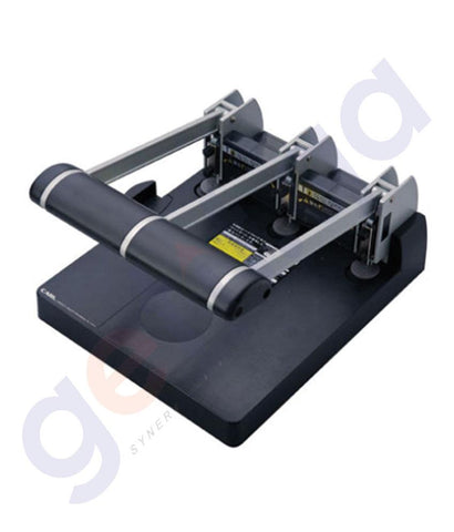 STAPLER REMOVERS & PUNCH - CARL 3 HOLE HEAVY DUTY PUNCH 145SHEET - CL-P123N