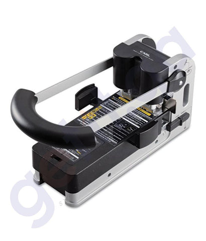 STAPLER REMOVERS & PUNCH - CARL HEAVY DUTY PUNCH 275 SHEETS - CL-P-HD-530N-BK