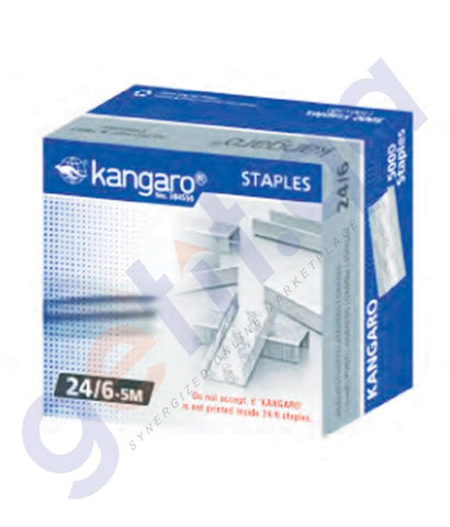 STAPLER REMOVERS & PUNCH - STAPLE 24/6-5M BY KANGARO
