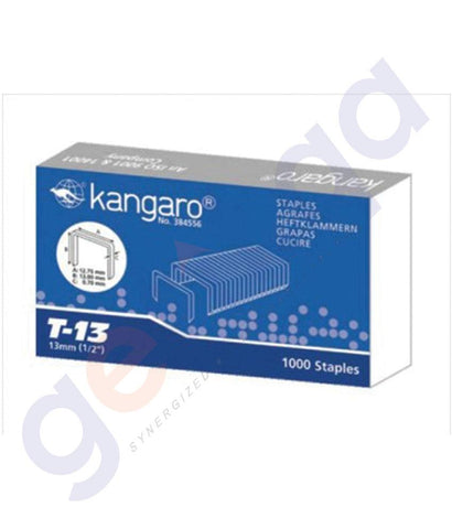 STAPLER REMOVERS & PUNCH - STAPLE T-13 BY KANGARO