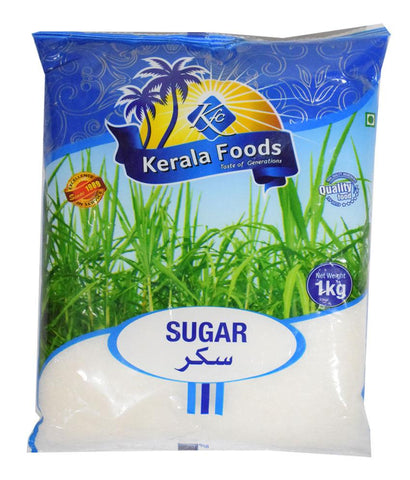 SUGAR - SUGAR - 1 KG BY KERALA FOODS