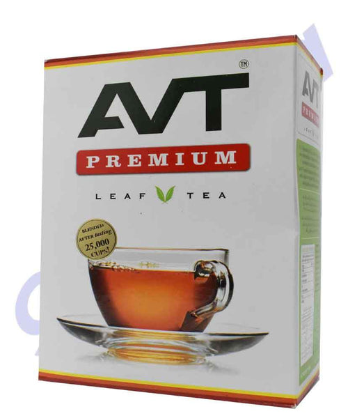 TEA POWDER - AVT PREMIUM TEA