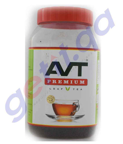 TEA POWDER - AVT PREMIUM TEA ( JAR )