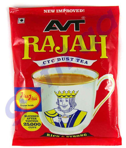 TEA POWDER - AVT RAJAH TEA - 5 KG