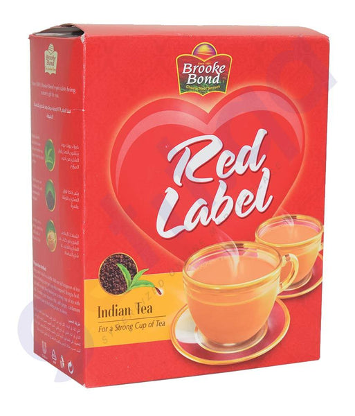TEA POWDER - BROOKE BOND RED LABEL TEA 900gm