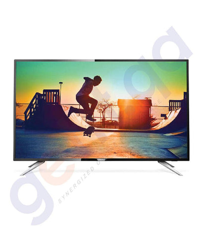 TELEVISION - PHILIPS 50'' UHD SMART LED TV 50PUT6102