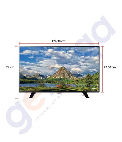 TELEVISION - PHILIPS 55'' UHD LED TV 55PUT5801
