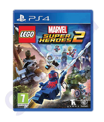 TITLES - LEGO MARVEL SUPER HEROES 2 -PS4