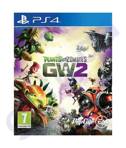 TITLES - PLANTS Vs  ZOMBIES- GARDEN WARFARE 2-  PS4