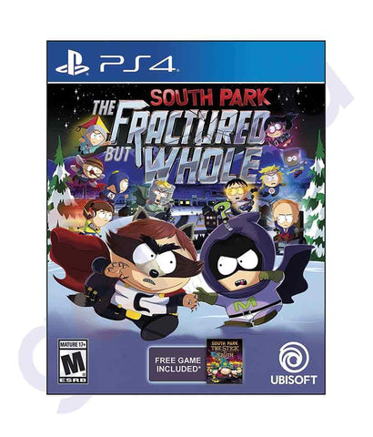 TITLES - SOUTHPARK - THE FRACTURED BUT WHOLE -  PS4