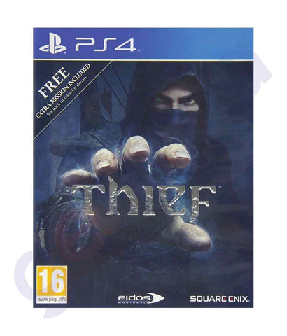 TITLES - THE THEIF -  PS4