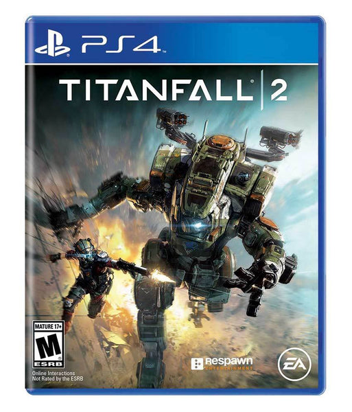 TITLES - TITANFALL 2 - PS4