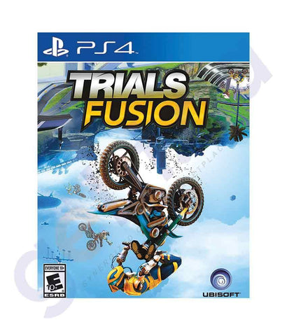 TITLES - TRIALS FUSION - PS4