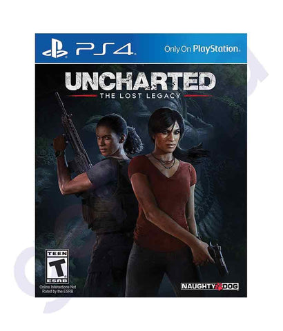 TITLES - UNCHARTED - THE LOST LEGACY - PS4