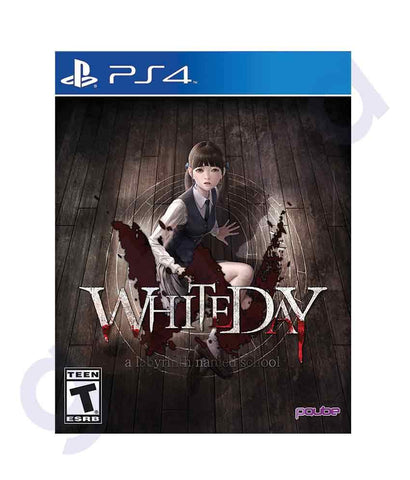 TITLES - WHITE DAY -A LABYRINTH NAMED SCHOOL-  PS4