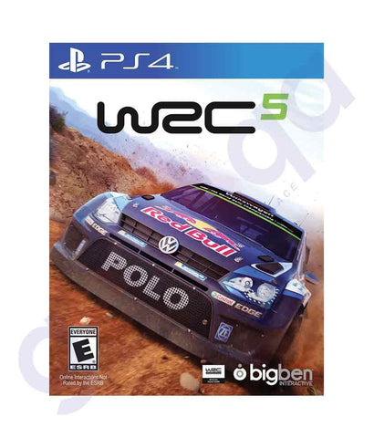 TITLES - WRC 5 -  PS4