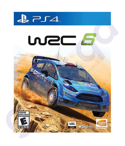 TITLES - WRC 6 -  PS4