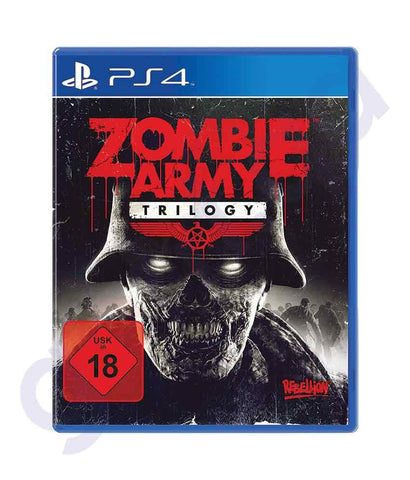 TITLES - ZOMBIE ARMY - TRIOLOGY-  PS4