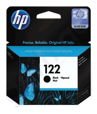 TONERS & CARTRIDGES - HP 122 BLACK CARTRIDGE