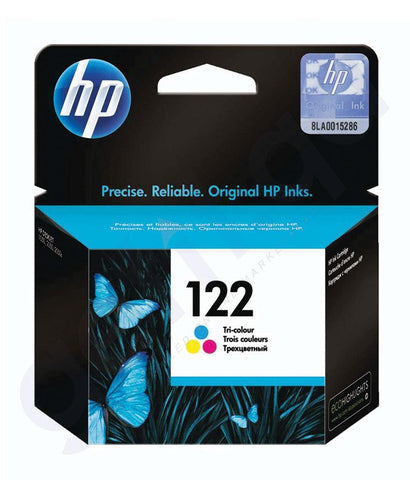 TONERS & CARTRIDGES - HP 122 TRI-COLOR CARTRIDGE
