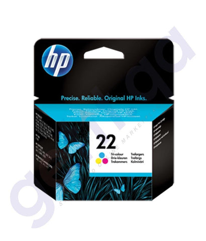 TONERS & CARTRIDGES - HP 22 COLOR CARTRIDGE