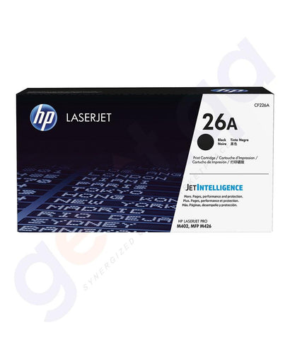 TONERS & CARTRIDGES - HP 26A ( CF226A ) BLACK TONER CARTRIDGE