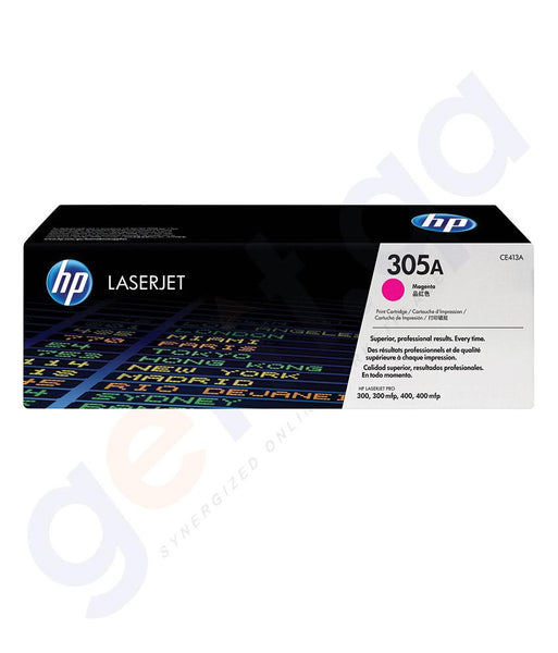 TONERS & CARTRIDGES - HP CF413A MAGENTA TONER CARTRIDGE