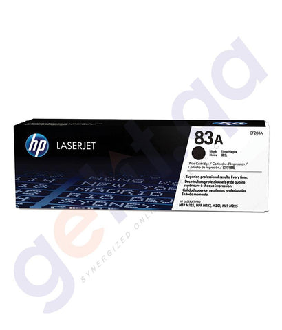TONERS & CARTRIDGES - HP LASERJET 83A