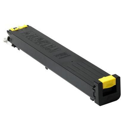 TONERS & CARTRIDGES - SHARP MX-5140N TONER MX-51FT - YELLOW