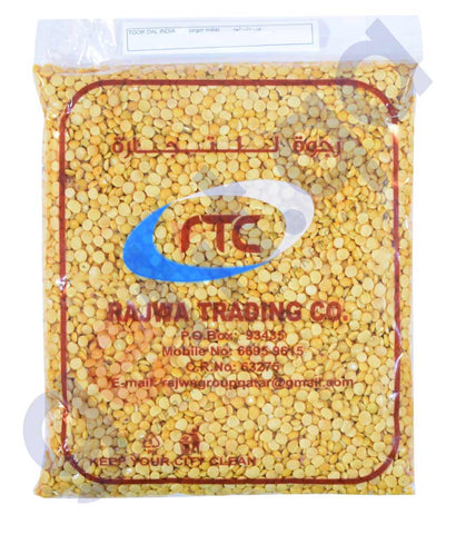 Buy Best Quality RTC Tool Dal 500g/1Kg Online in Doha Qatar