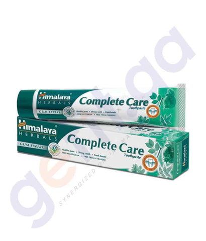 TOOTH PASTE - HIMALAYA 100ML COMPLETE CARE HERBAL TOOTHPASTE