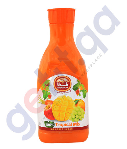 Buy Baladna Chilled Juice Tropical Mix Price Online Doha Qatar