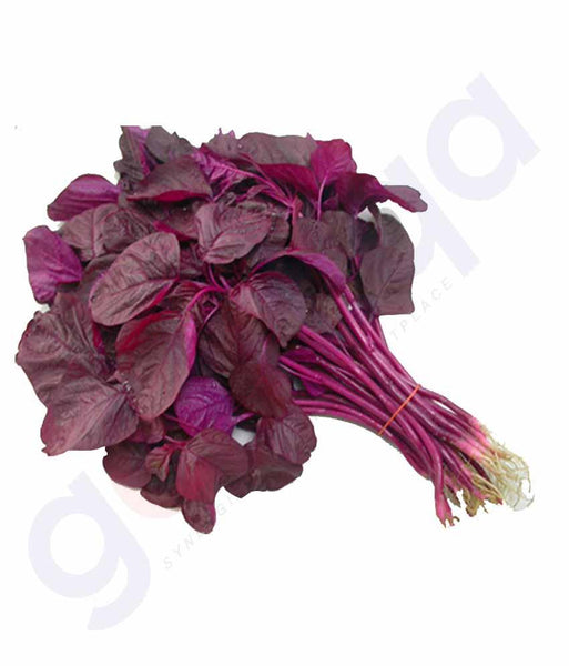 Vegetables - Spinach Amaranthus Red 1 Bunch 500gm