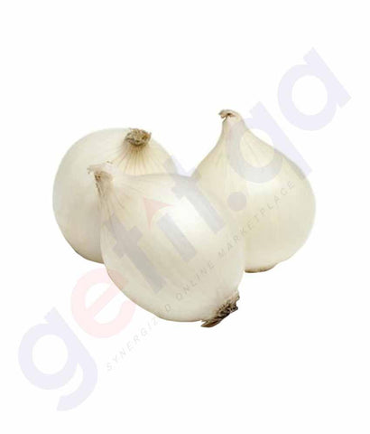 Vegetables - White Onion  250gm