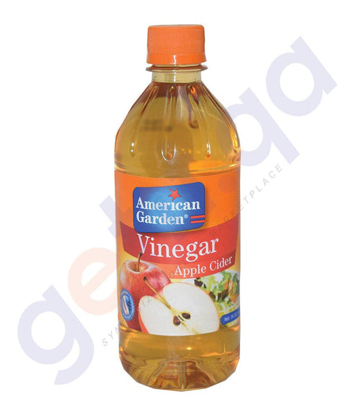 VINEGAR - AMERICAN GARDEN APPLE VINEGAR