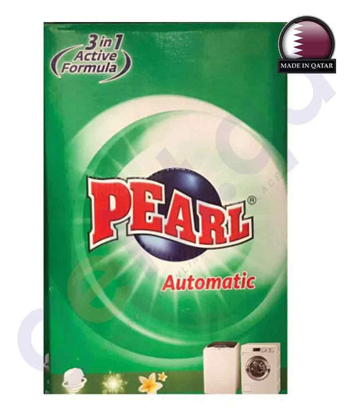 WASHING POWDER - PEARL 6 KG AUTOMATIC WASHING POWDER