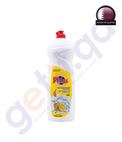 WASHING POWDER - PEARL LEMON DISHWASHING LIQUID