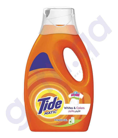WASHING POWDER - TIDE POWER LIQUID GEL REGULAR