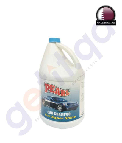 WASHING UP - PEARL 4L PEROX CAR SHAMPOO