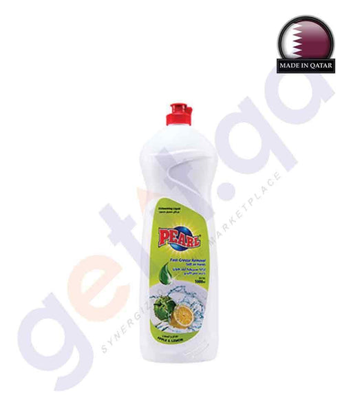 WASHING UP - PEARL APPLE AND LEMON DISHWASHING LIQUID