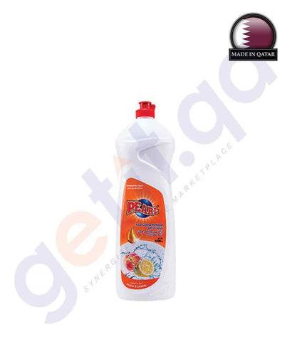 WASHING UP - PEARL PEACH AND LEMON DISHWASHING LIQUID