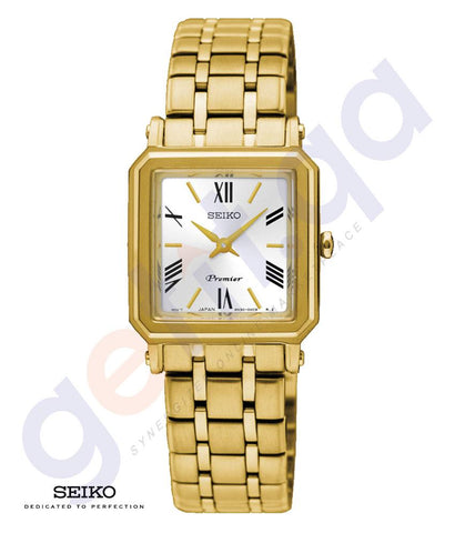 WATCHES - SEIKO PREMIER  ANALOG WOMEN'S WATCH - SWR030P1
