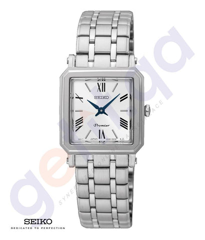 WATCHES - SEIKO PREMIER DAMES HORLOGE WOMEN'S WATCH -SWR029P1
