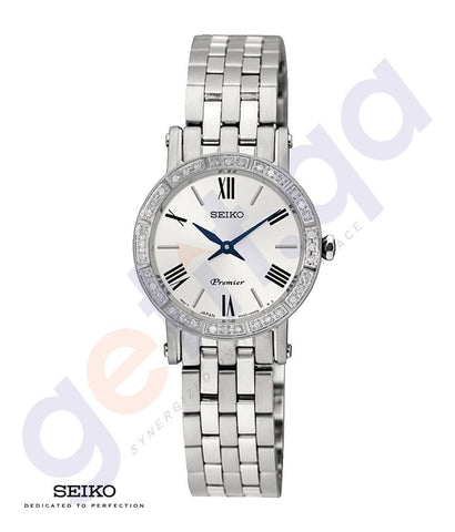 WATCHES - SEIKO PREMIER WOMEN'S WATCH -SWR023P1