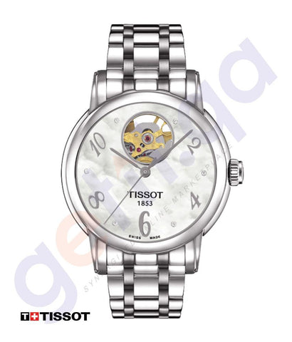 WATCHES - TISSOT LADY HEART AUTOMATIC WOMEN'S WATCH -T0502071111600
